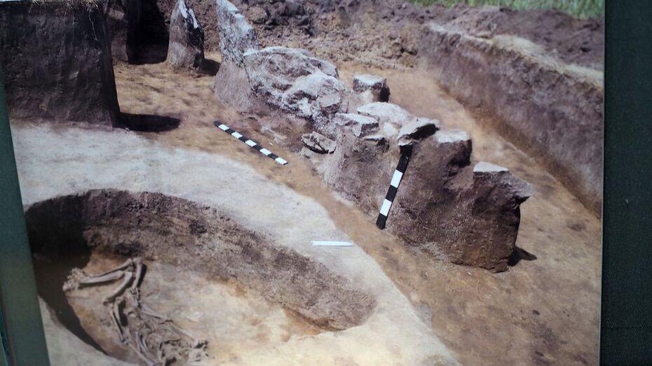 Курганы в воронежском селе включили в перечень выявленных объектов культурного наследия