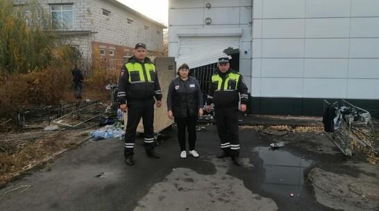 В Панино госинспекторы спасли магазин от пожара