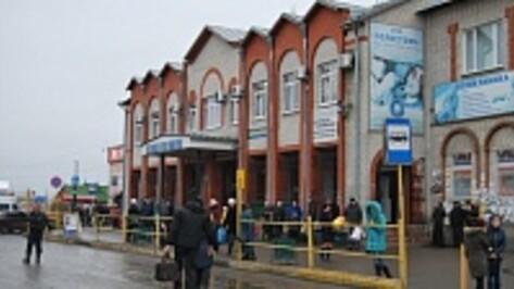 В связи с терактами в Волгограде на вокзалах Россоши усилены меры безопасности
