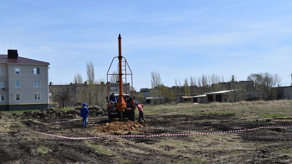 Жителей Поворинского района попросили помочь в строительстве храма
