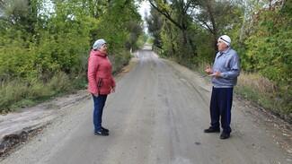 Ольховатские общественники отремонтировали 3 дороги и построили тротуар