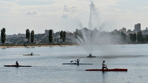В Воронеже спортсменка взяла два «золота» на всероссийских соревнованиях по гребле