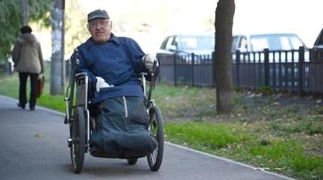 Люди у порога. Как воронежский колясочник борется с барьерами Ленинского района