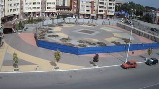 За реализацией проекта «Городская гостиная» в Боброве можно наблюдать онлайн