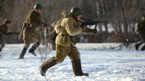 Реконструкторы воссоздадут бои за Воронеж с рекордным числом участников
