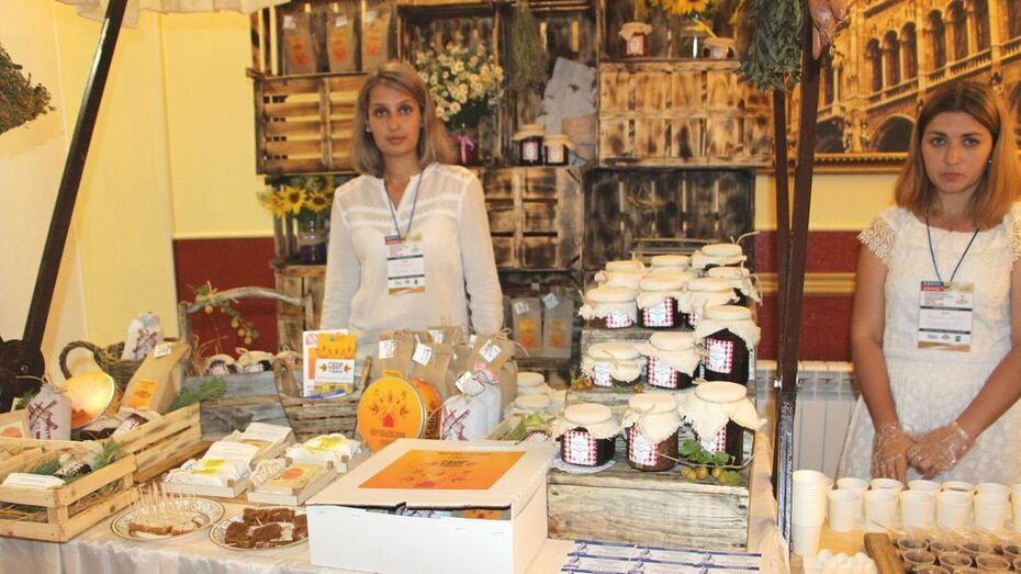 Воробьевцы заняли второе место во всероссийском конкурсе «Туристический сувенир»