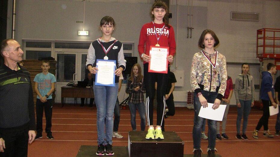 Острогожские легкоатлеты победили на первенстве области