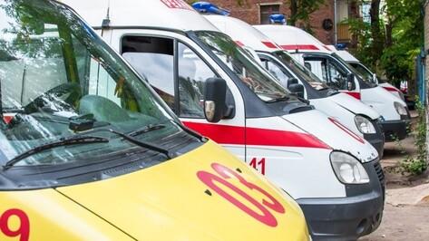 Больницы Воронежской области получат 10 машин «скорой» в октябре 2017 года