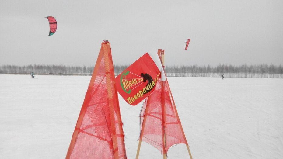 Воронежец стал чемпионом Липецкой области по сноукайтингу