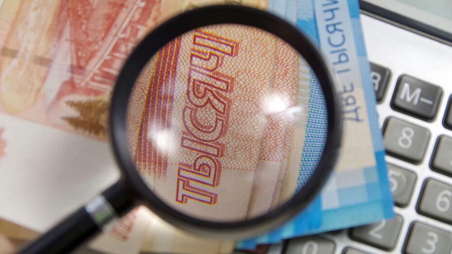 Власти Воронежа намерены получить кредит на 250 млн рублей