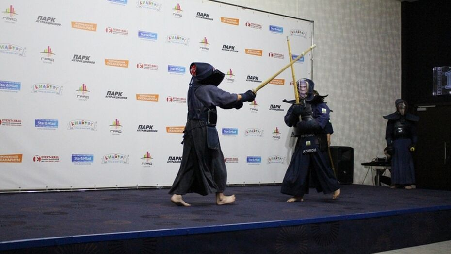 В Репьевке областной турнир детско-юношеских команд по кендо пройдет 15 декабря