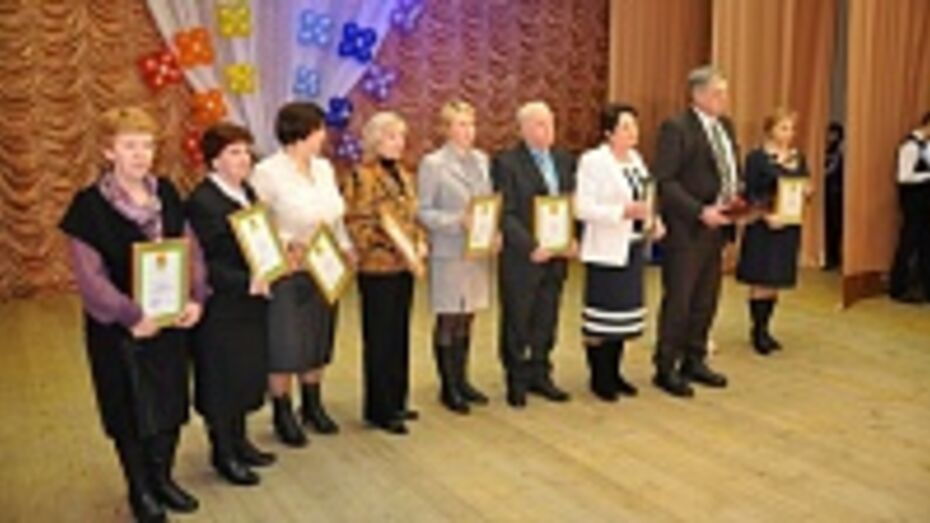 Эртильская средняя общеобразовательная школа №1 вошла в сотню лучших школ России