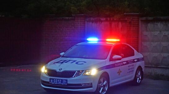 Лишенный прав житель Воронежской области 3-й раз за полгода попался пьяным за рулем
