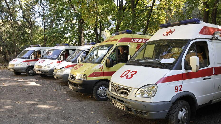 На машины скорой помощи для воронежских сел направят 25 млн рублей