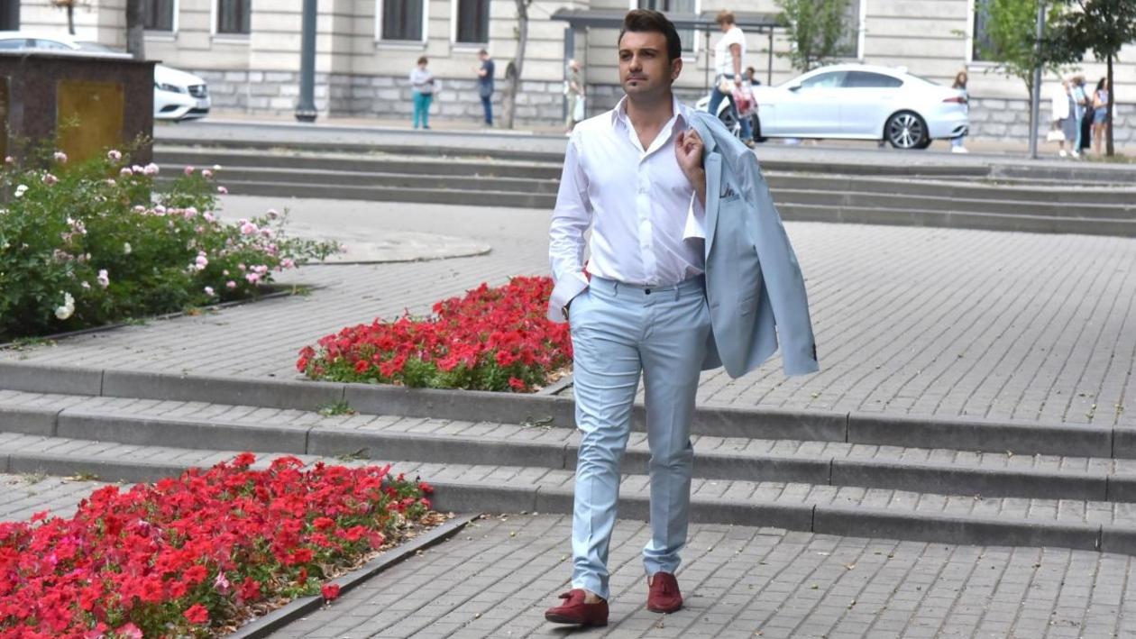 Воронеж иностранный. Серб Милош Радинович – о холодном лете, многоэтажках и ковре на стене