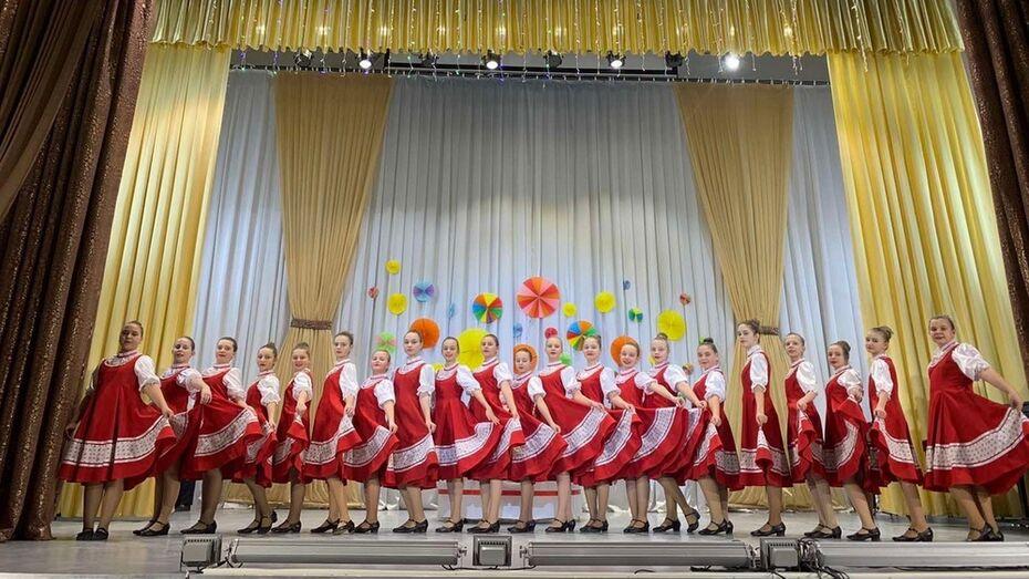 Лискинские танцоры стали лауреатами Международного конкурса «Кубок содружества – 2021»