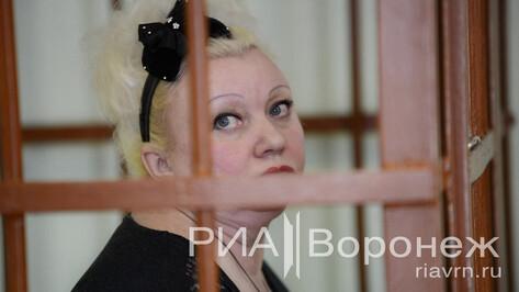 Воронежская «Леди Макбет» отсидит 17 лет за сожженного мужа и расчлененную домработницу