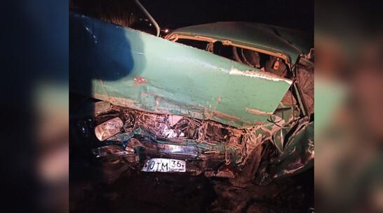 В Воронежской области в ДТП погибли 5 человек