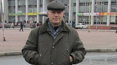 Воронежцев позвали на поиски 60-летнего Виктора Колядина