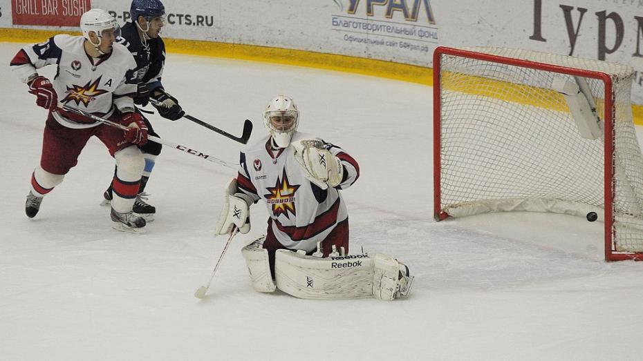 Воронежский «Буран» прервал неудачную серию победой в Ижевске