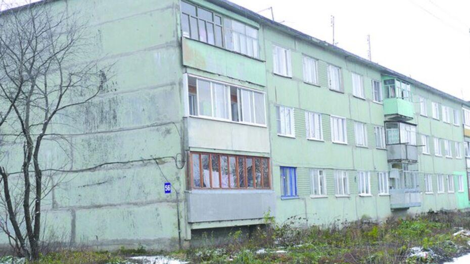 В многоквартирном доме в Рамонском районе сгорела вся бытовая техника