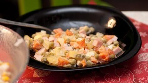 Воронежцы назвали 37 «самых новогодних» блюд