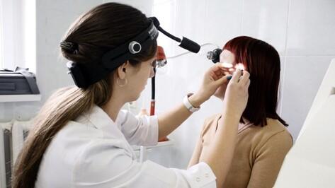 Губернатор поручил воронежским врачам повысить качество медобслуживания
