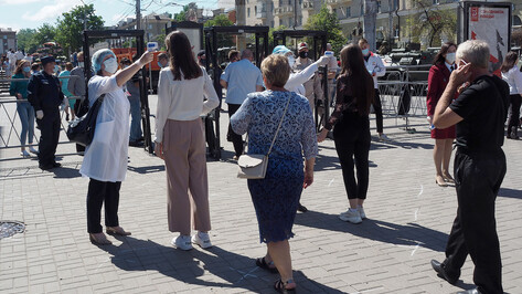 Воронежский губернатор: День Победы и Пасха пройдут с соблюдением антиковидных требований