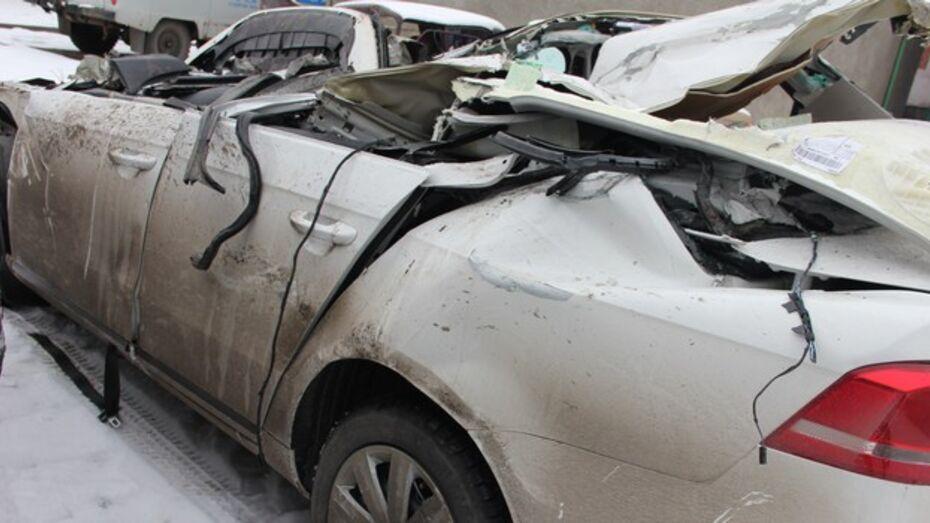 В Каширском районе в двух ДТП погибли три человека
