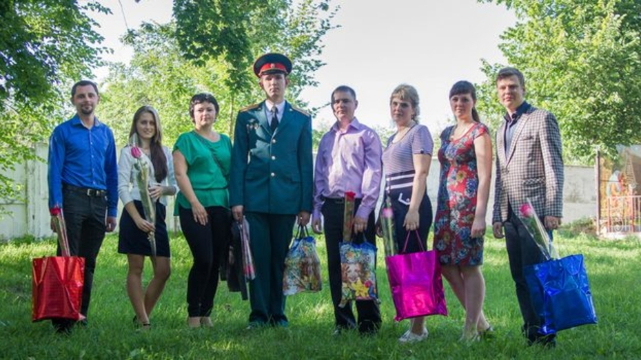 В День молодежи в Острогожске наградили 20 человек