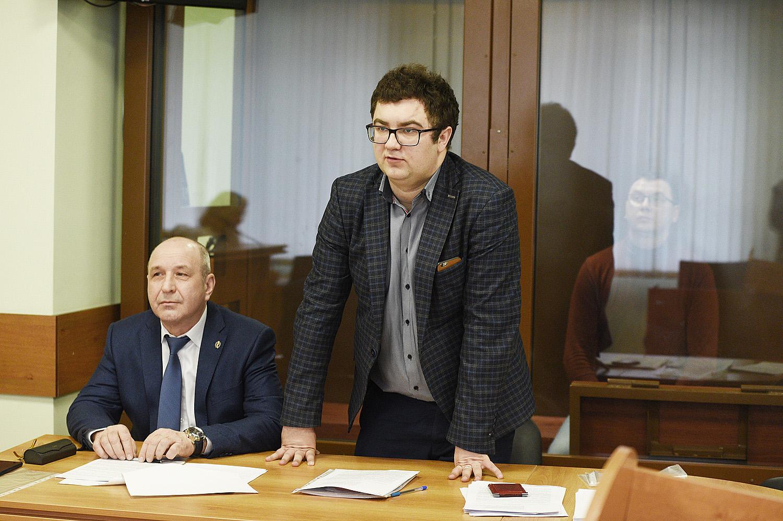 Адвокаты Жеребятьев и Коноплёв