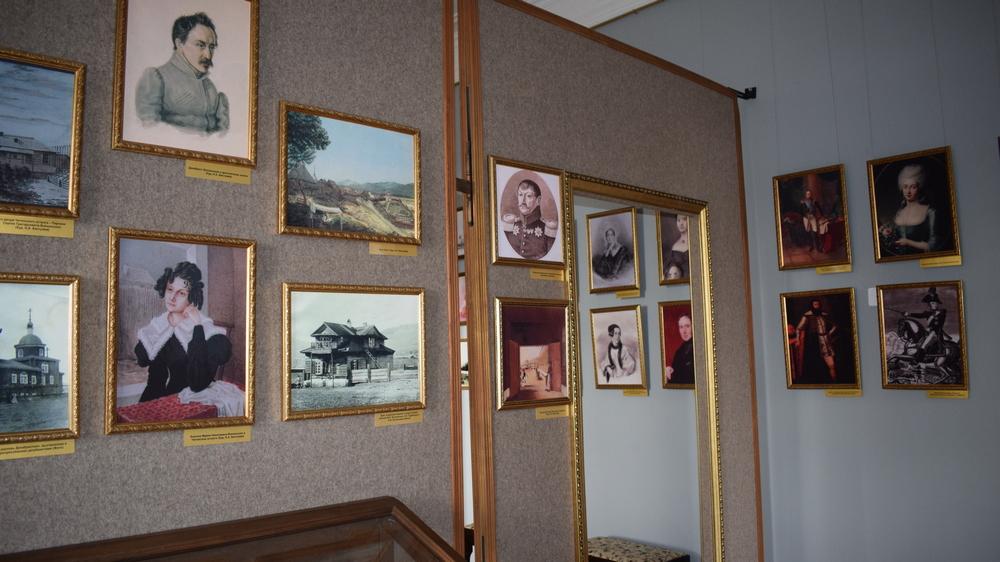 Современные мультимедиа-гиды планируют установить в музее до 20 декабря.