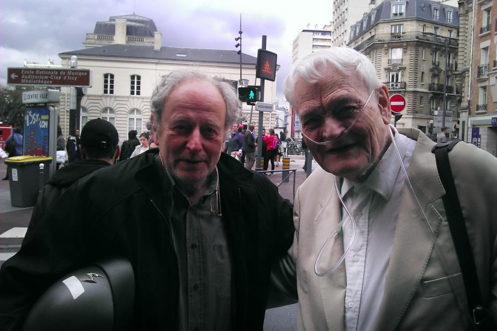 Жорж Гофман и Франсуа Режис-Колар, 2016 год