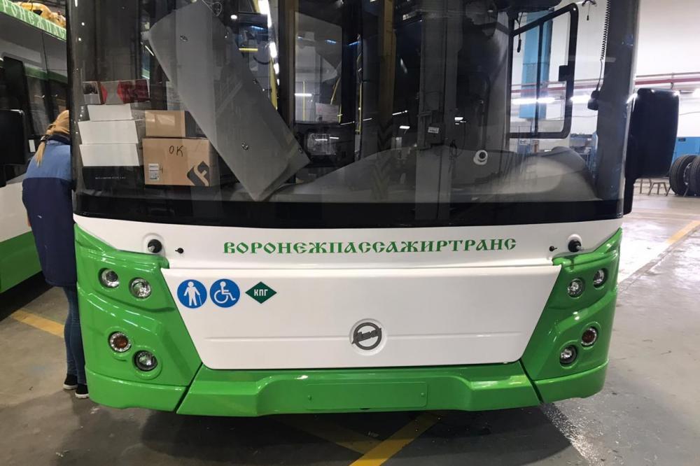 Автобусы приготовили к отправке в Воронеж