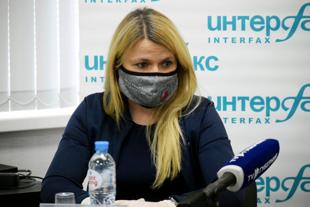 Анастасия Рылькова