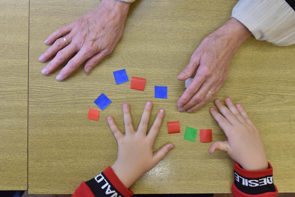 Цветовой тест для ребенка