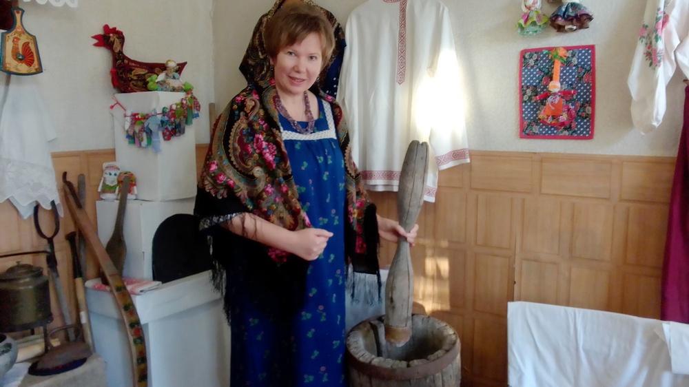 До пандемии Светлана проводила в музее занятия для детей и школьников.