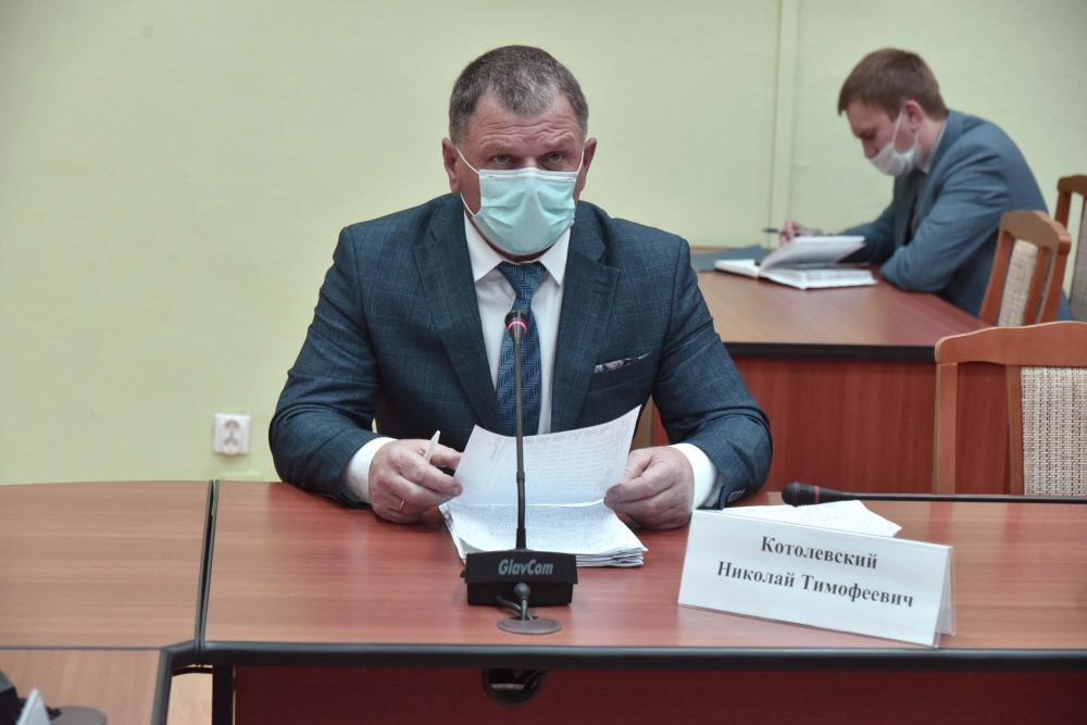 Николай Котолевский