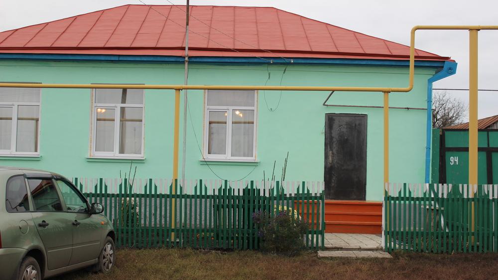 Дом родителей ефрейтора Сергея Кожокина