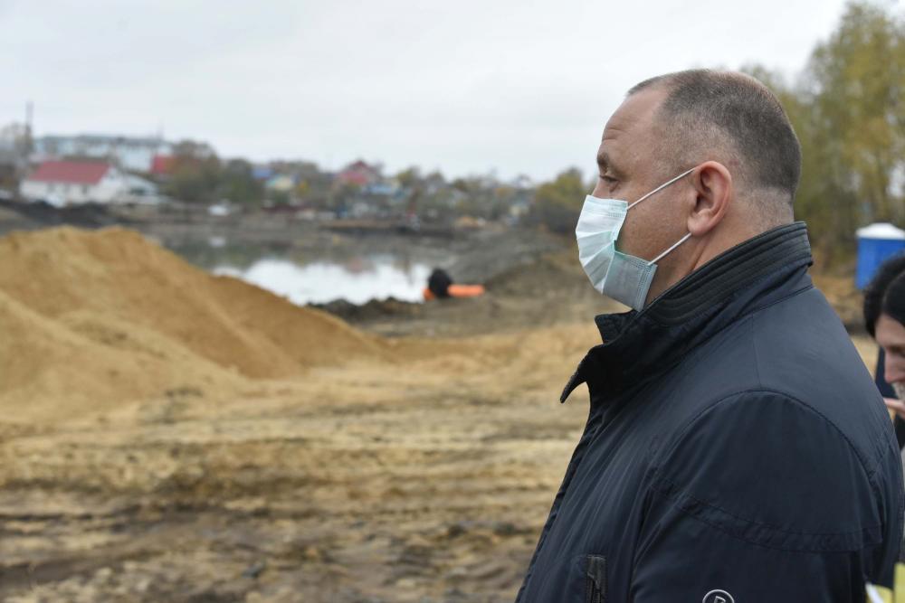 Виталий Шабалатов в Павловске