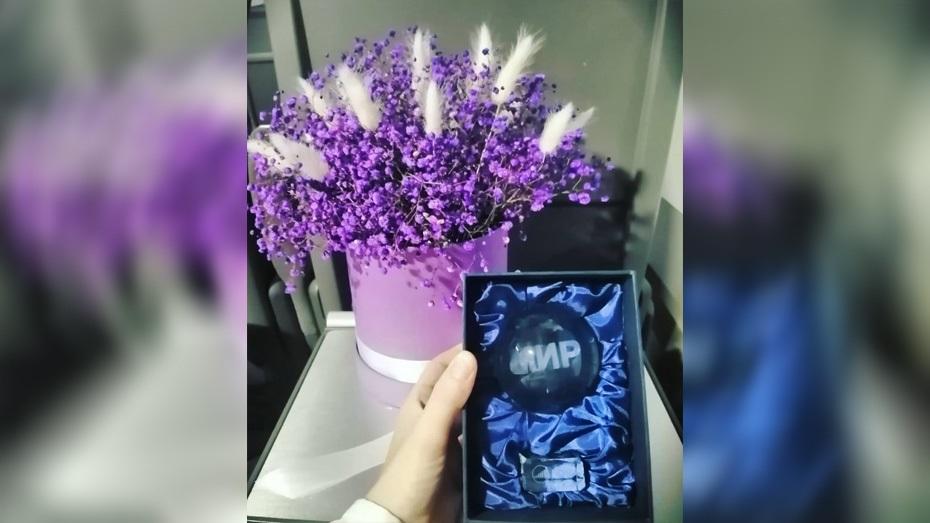 Ольгу Кривцову отметилив номинации «Подвиг»