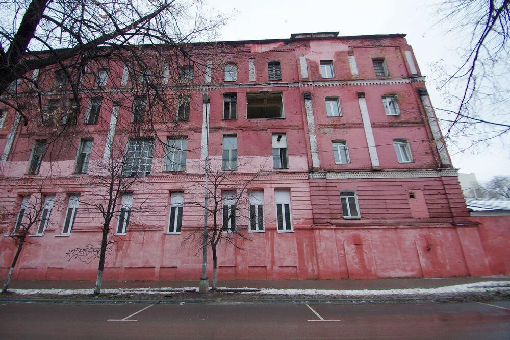 Воронеж, улица Фридриха Энгельса, 88