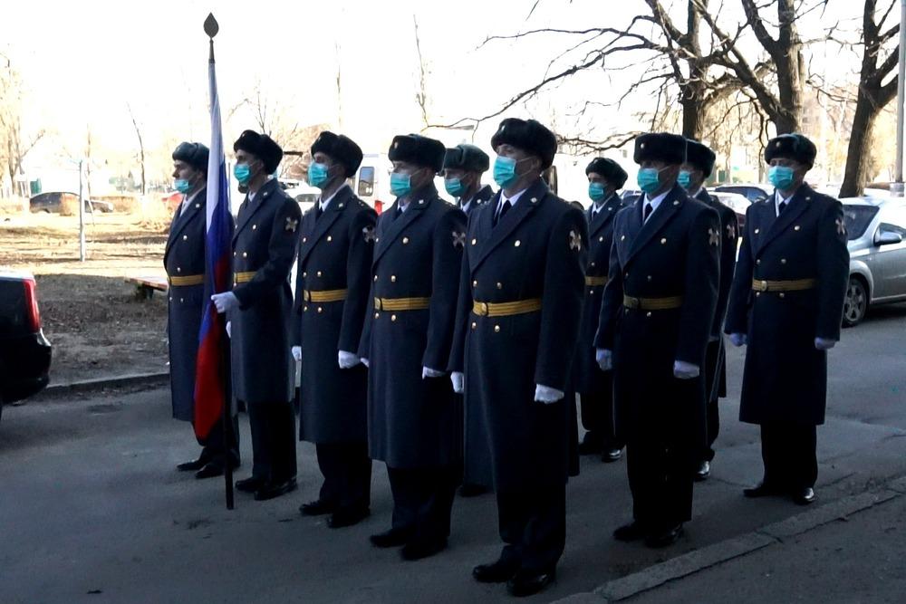 Персональный парад для ветерана