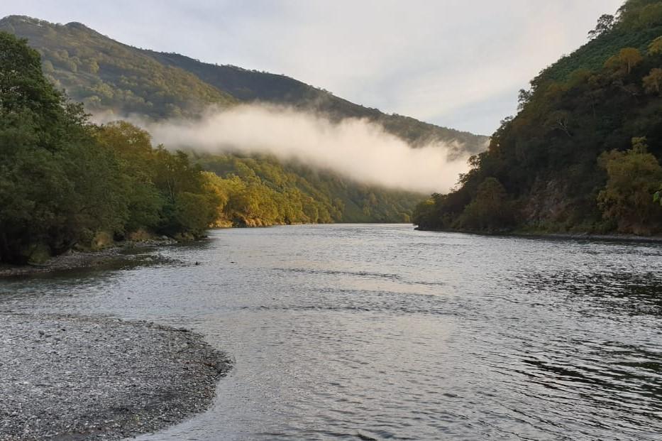 Камчатка река природа России