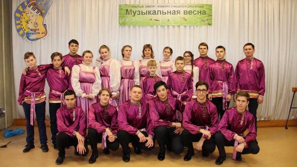Оркестр народных инструментов «Русский сувенир»