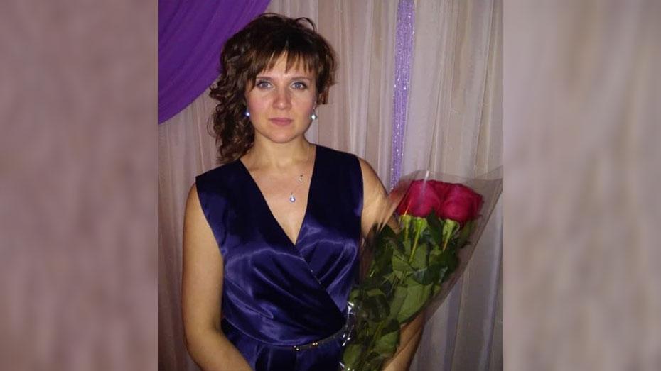 Марина Кокорина.