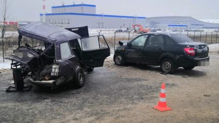 Смертельная авария под Воронежем