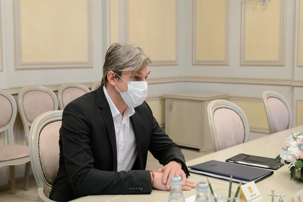 Президент ФСР Дмитрий Бычков