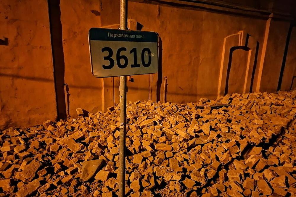 Разрушенный хлебозавод №1 в Воронеже