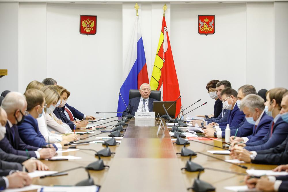 Нулевое чтение бюджетов Воронежской областной думы